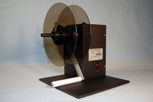 Label External Rewinder